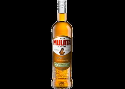 Ron Mulata Spiced Irish Vanilla