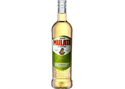 Ron Mulata Spiced Lemon